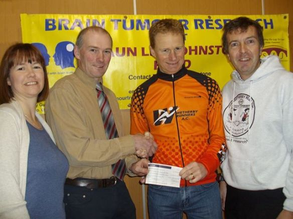 Wetherby Runners Donation 2012